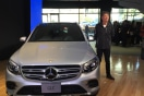 メルセデス・ベンツ、新世代SUV「GLC」を発売開始! GLとCを組み合わせた刷新モデル
