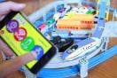 不具合判明:プラレールをスマホで運転、乾電池型IoT「MaBeee」を試してみた。接続トラブルの原因(更新)