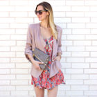 Street style tip of the day: Razorback dress