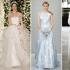 The most beautiful wedding gowns from Fall 2015 Bridal
