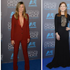 Red carpet style from the Critics' Choice Awards