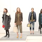 Banana Republic makes its Fashion Week debut