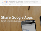 Google Apps for Business...