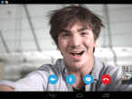 Skype now lets you videocall...