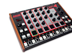 Akai's Rhythm Wolf has analog...