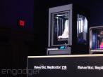 MakerBot's mammoth Replicator...