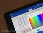 Office for iPad updated with...