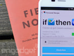 IFTTT brings its recipe-based...