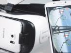 Samsung's new virtual reality...