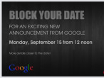 Google set to reveal Android...