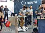 With Cyberith's Virtualizer,...