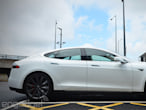 ​The Tesla Model S doesn't...