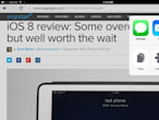 Google Chrome plugs into iOS...