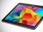 Samsung's big Galaxy Tab 4...
