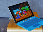 Microsoft's Surface tablet...