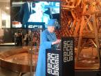 Queen Elizabeth II takes to...