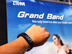 ZTE's latest fitness tracker...