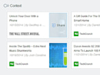 Evernote now adds context to...