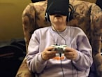 Oculus Rift helps terminally...