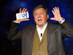 William Shatner reviews...