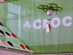 Crocs 'midair shoe store' is...