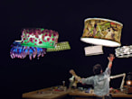 Cirque du Soleil turns drones...