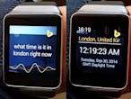 Microsoft Android Wear app...