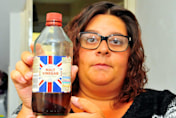Horror at object growing in Tesco vinegar