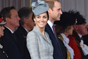 Pregnant Duchess of Cambridge: Kate attends first engagement since announcement of second pregnancy
