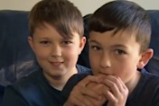 Meet the 'Charlie Bit My Finger' brothers eight years on (and Charlie's still nibbling!)