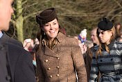 How Princess Eugenie outshone Kate Middleton on Christmas Day