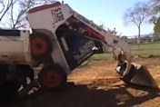 ​Video: The slick way to load a digger onto a lorry