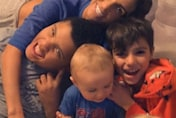 Katie Price shares family photo of her five children