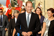 Prince William gives update on pregnant Kate Middleton's health during tour of Malta