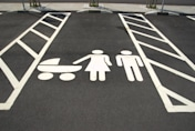Heavily pregnant mum fined £70 for parking in Asda 'parent and toddler' bay