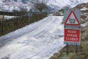 Britain set to freeze next week as temperatures plummet to -7C