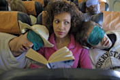 Ten of the most awkward things passengers do on planes