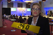 '25 O' becomes most expensive number plate ever sold by DVLA
