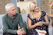 Pregnant Holly Willoughby returns to This Morning (for now!)