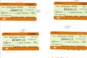 Fare dodger faked first-class rail tickets at home