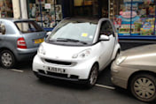 Smart car owner wins legal battle after tail to kerb parking