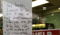 BP Employee Fired After Note to Boss Goes Viral