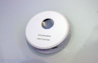 This is the final hardware for Scanadu Scout: a real, functioning tricorder