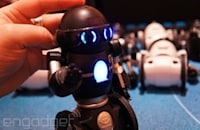 Meet WowWee's MiP: A gesture and app-controlled robot with moves like Jagger