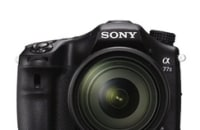 Sony bets on speed with the second edition of its Alpha A77 DSLR