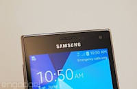 Samsung Z is Galaxy on the outside, Tizen on the inside