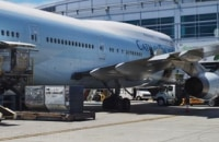 The death of the original jumbo jet, Boeing's 747-400