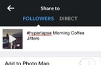 Hyperlapse by Instagram creates time lapse magic