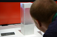 The Tempescope shows you tomorrow's weather by physically creating it