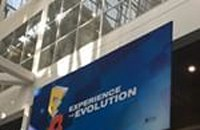This is E3 2015 in motion